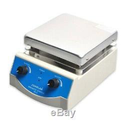 JoanLab Lab SH-3 Magnetic Stirrer Hot Plate, Stir Plate, Magnetic Mixer, 3,00