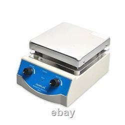 Lab SH-3 Magnetic Stirrer Hot Plate, Stir Plate, Magnetic Mixer, 3,000mL