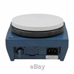 Magnetic Hot Plate Stirrer 1500rpm Chemical 20L Lab Mixer with PT1000 Sensor