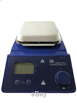 Magnetic Stirrer Hot Plate 5.3 Ceramic Coated Plate, LED, 2L, 380°C