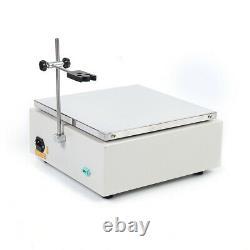 Magnetic Stirrer Hot Plate Controls Digital Display Heating Stirring Mixer Lab