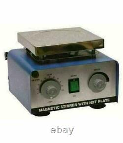 Magnetic Stirrer and Hot Plate 220 V 5000 ml Free Shipping World wide