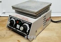 Magnetic stirrer, Hot plate, 500W, Lab-line Pyro Magnestir, Tested