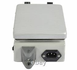 SH-2 Digital Lab Thermostatic Hot Plate Magnetic Stirrer Mixer 220V