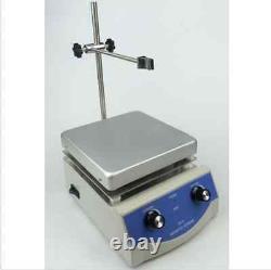 SH-3 Lab Hot Plate Magnetic Stirrer Digital Lab Mixer 1717cm 220V BI