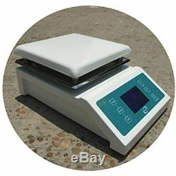SH-II-4C Digital Magnetic Stirrer Ceramic Hot Plate With Timing And Alarm Speed