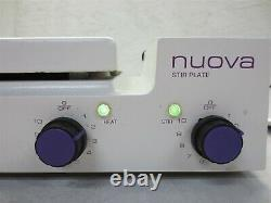 THERMOLYNE NUOVA SP18425 MAGNETIC HOT PLATE STIRRER 7inX7in