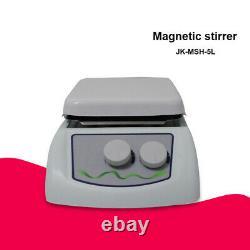 Test well JK-MSH-5L Hot plate / stirrer / magnetic stirrer 5L