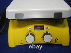 Thermo Cimarec Basic Magnetic Stirring Hot Plate 7 x 7 120V, SP195025, WORKS
