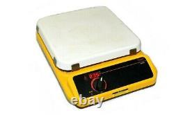 Thermo Scientific Cimarec HP131535 Ceramic Hotplate 10 x 10 Lab Hot Plate