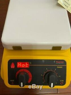 Thermo Scientific Cimarec Hot Plate With Magnetic Stirrer SP131325, USED