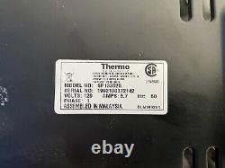 Thermo Scientific SP133525 Super-Nuova Hot Plate with Temperature Probe