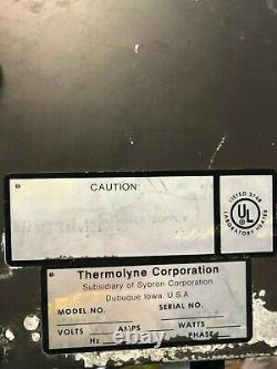Thermolyne Nuova II SP18425 Hot Plate Stirrer (with30 Day Parts & Labor Warranty)