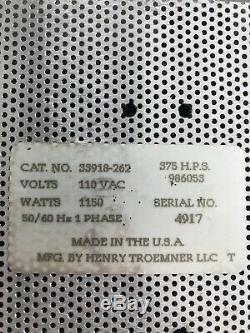 VWR 375 Hotplate / Stirrer mixer Magnetic Heating Stirring Hot Plate