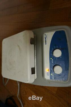 VWR hotplate hot plate stirrer mixer magnetic model heating stirring 97042-634